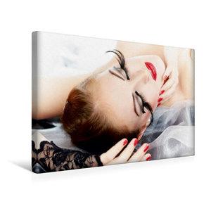 Premium Textil-Leinwand 45 cm x 30 cm quer Wings