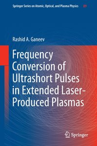 Frequency Conversion of Ultrashort Pulses in Extended Laser-Prod