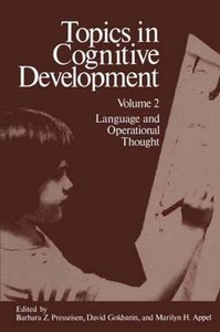 Language and Operational Thought
