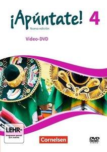 ¡Apúntate! Band 4 - Video-DVD