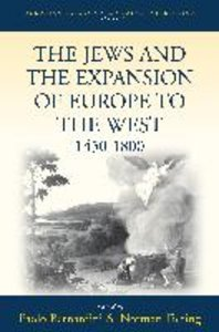 The Jews and the Expansion of Europe to the West, 1400-1800