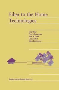 Fiber-to-the-Home Technologies