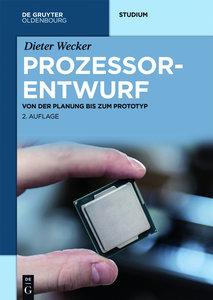 Prozessorentwurf