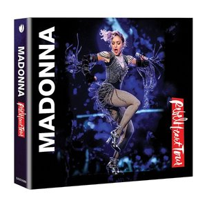 Rebel Heart Tour (Bluray+CD)
