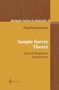 Sample Survey Theory