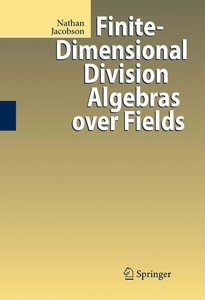 Finite-Dimensional Division Algebras over Fields