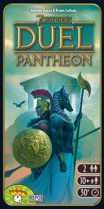 Asmodee RPO0002 - 7 Wonders DUEL Pantheon, Erweiterung