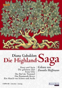 Die Highland-Saga. 8 mp3-CDs
