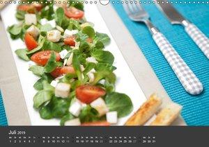 Food - Genuss aus der Küche (Wandkalender 2019 DIN A3 quer)
