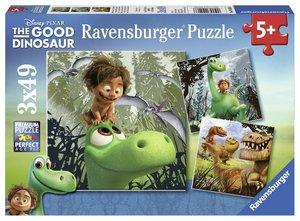 The Good Dinosaur 3 X 49 Teile