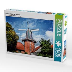 Vareler Mühle, 26316 Varel 1000 Teile Puzzle quer