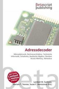 Adressdecoder