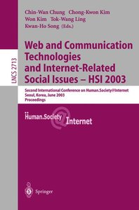 Web Communication Technologies and Internet-Related Social Issue