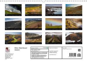 Bike Abenteuer Island (Wandkalender 2020 DIN A3 quer)