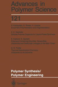Polymer Synthesis/Polymer Engineering
