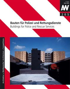 Bauten für Polizei und Rettungsdienste