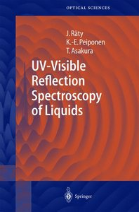UV-Visible Reflection Spectroscopy of Liquids