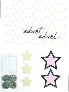 """URSUS Adventskalender Buch \""""Sterne\"""""""