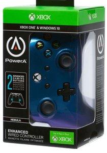 PowerA Wired Controller, Cosmos Nebula, für Xbox One und PC, bla