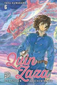 Quin Zaza - Die letzten Drachenfänger 6