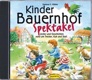 Kinder-Bauernhof-Spektakel (CD)
