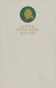 Sämtliche Werke 14. Münchner Ausgabe. Autobiographische Schrifte