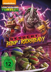 Tales of the Teenage Mutant Ninja Turtles - Gesucht: Bebop und R