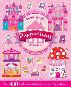 Mein großes Puppenhaus-Stickerbuch