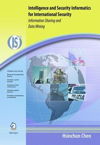 Intelligence and Security Informatics for International Security