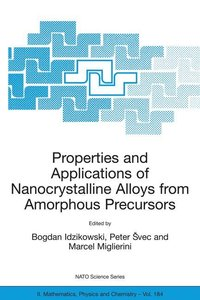 Properties and Applications of Nanocrystalline Alloys from Amorp