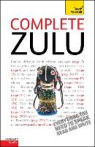 Complete Zulu: Teach Yourself