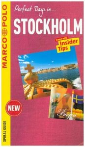 Perfect Days in ... Stockholm Marco Polo Spiral Guide