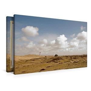 Premium Textil-Leinwand 90 cm x 60 cm quer Weites Land