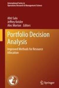 Portfolio Decision Analysis