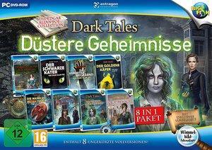 Dark Tales, Düstere Geheimnisse, 8 in 1 Paket, DVD-ROM