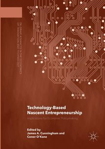 Technology-Based Nascent Entrepreneurship