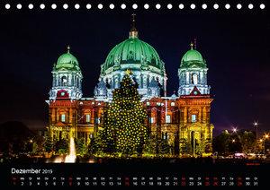 Colours of Berlin (Tischkalender 2019 DIN A5 quer)