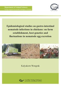 Epidemiological studies on gastro-intestinal nematode infections