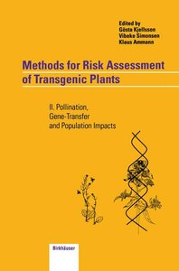 Methods for Risk Assessment of Transgenic Plants