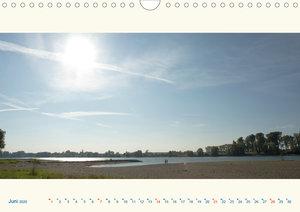 Am Rhein - Urdenbacher Kämpe (Wandkalender 2020 DIN A4 quer)