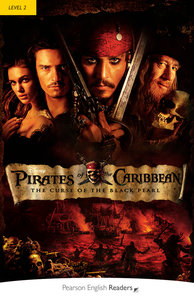 Pirates of the Caribbean:The Curse of the Black Pearl - Buch mit
