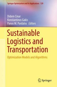 Sustainable Logistics and Transportation