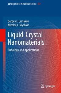 Liquid-Crystal Nanomaterials