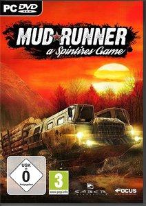 Spintires, MudRunner, 1 DVD-ROM