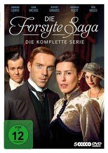 Die Forsyte Saga-Die Komplette Serie