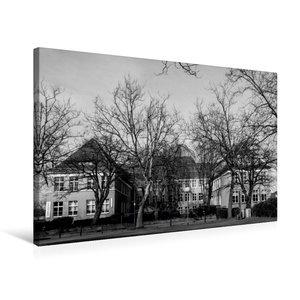 Premium Textil-Leinwand 75 cm x 50 cm quer Diesterwegschule - St