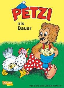 Petzi 09. Petzi als Bauer