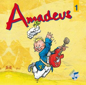Amadeus 1. Haupt-, Real- und Gesamtschule, Klasse 5/6. Audio-CD