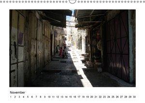 ISRAEL (Wandkalender immerwährend DIN A3 quer)