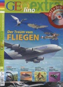 GEOlino extra Traum vom Fliegen inkl. DVD